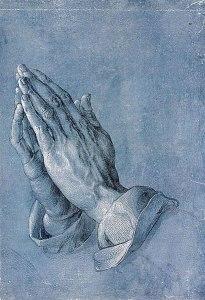 409px-Duerer-Prayer