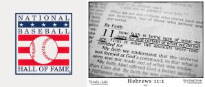 HOF Hebrews 11